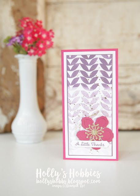 Holly's Hobbies: Stamp Review Crew - Foxy Friends, Holly Stene, Foxy Friends stamp set, Stampin' Up!, Stamp Review Crew