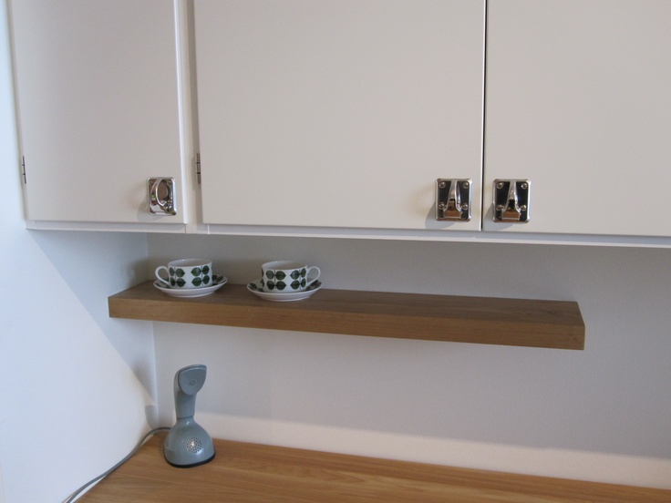 Pickyliving Koksluckor : ikea koksluckor  lackerings IKEA hacks med overfalsade koksluckor