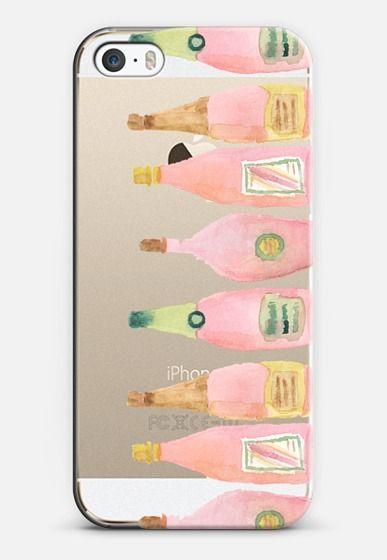 Poppin' Champagne iPhone 6s case by Lauren Davis | Casetify