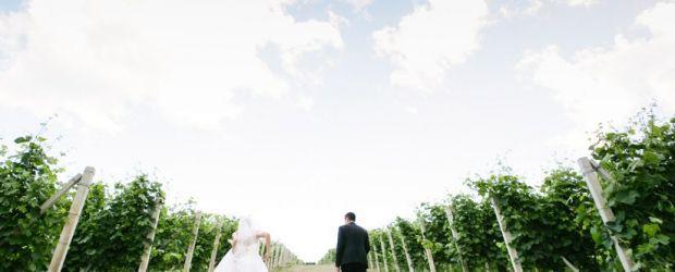 country wedding nel vigneto | www.kairoswedding.it