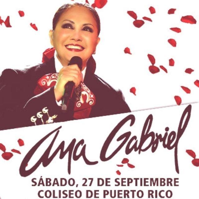 Ana Gabriel Tour