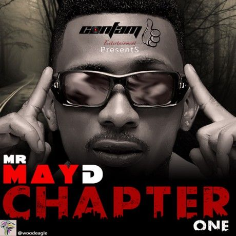 May D 'Chapter One' album cover (1):