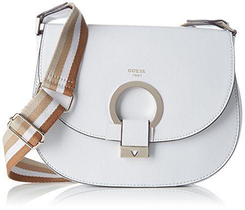 Collections de sacs GUESS à prix cassés!! - Guess  Ray, Sacs bandoulière femme - blanc - Bianco, 6.5x... https://www.amazon.fr/dp/B01NBN843B/ref=cm_sw_r_pi_dp_x_iDrozbYAN2BJ4