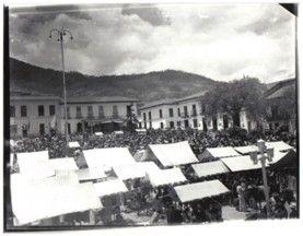 Plaza mayor fusagasugá