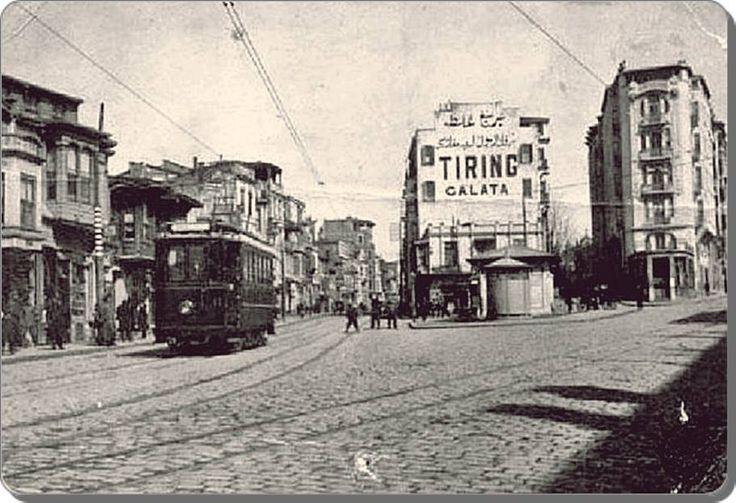 Pangaltı - 1920 ler