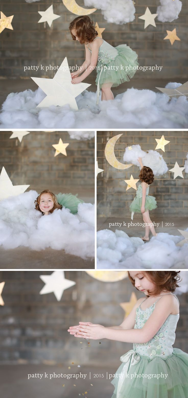 PattyKPhotography: Touching the Stars | Imagination Session | Greensboro, NC Child Photographer
