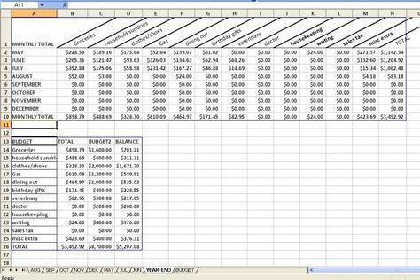 I absolutely adore this budget spreadsheet from Hallee The Homemaker