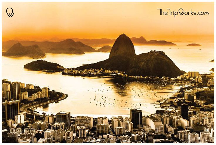 The best time to visit #Brazil was last minute. The next best time is this very minute!