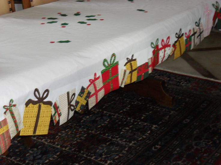 Toalha de mesa de Natal Más