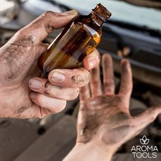 Hand Degreaser: After working on the car, dad's hands are likely covered in hard-to-remove grease. Try giving him this hand degreaser with lemon essential oil!