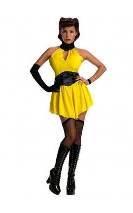 Disfraz de Sally Jupiter Watchmen sexy para mujer