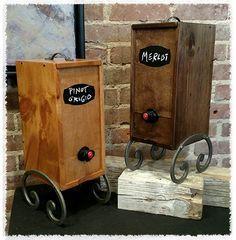 Box Wine Dispenser   Wine Nook   Perfect Gift