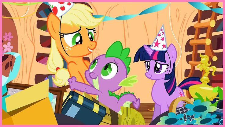 MLP - Friendship Is Magic Season 6 Episode 10