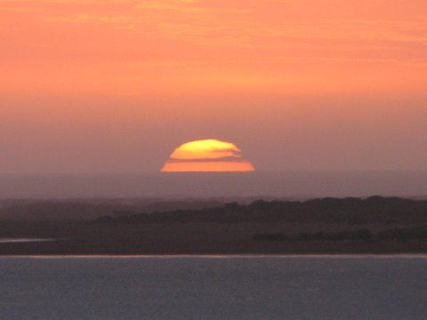 We LOVE beautiful sunsets at Benguela Cove!