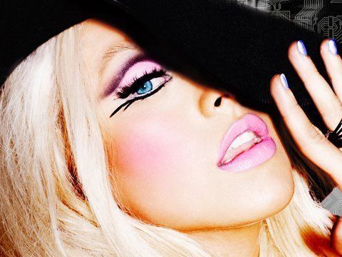 Christina Aguilera Keeps Getting Better Inspired Make Up Tutorial HQ