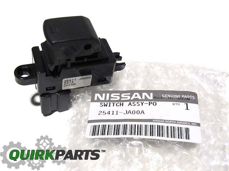 Cool Great 2007-2014 Nissan Altima Maxima Quest Rear Right Power Window Control Switch OEM 2017 2018 Check more at http://24auto.ga/2017/great-2007-2014-nissan-altima-maxima-quest-rear-right-power-window-control-switch-oem-2017-2018/