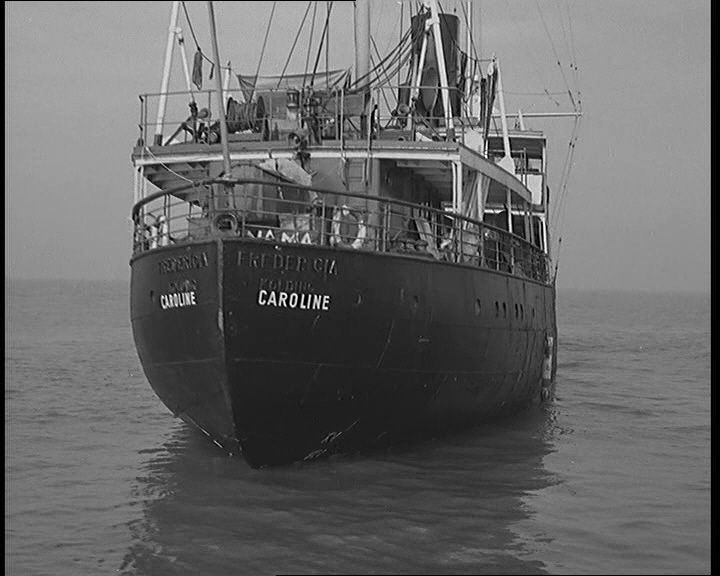 March 2014: Radio Caroline first broadcast 50 years. Pathé News visited two weeks later: http://www.britishpathe.com/video/pirate-radio-afloat/