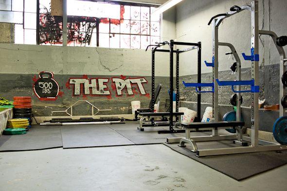Warehouse gym design pinterest warehouses
