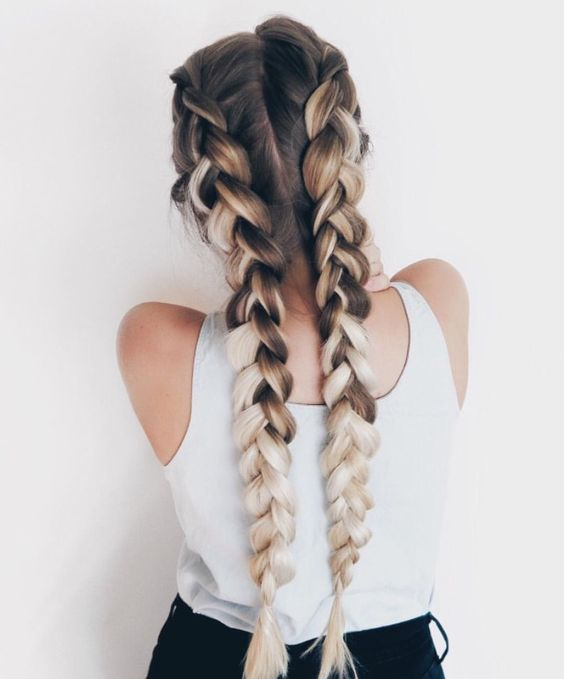 25 best ideas about braids on pinterest hair plaits