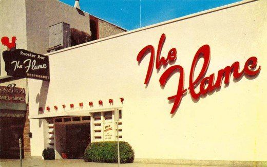 1950's Restaurant