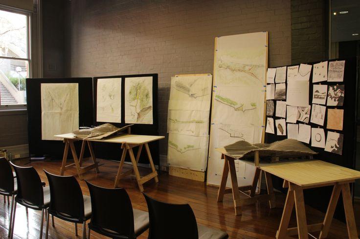 Final Jury Sydney Australia 2014 / project team: Vikram Desai + Andrea Fiore + Dillon Kombumerri + Paula Herrero architects