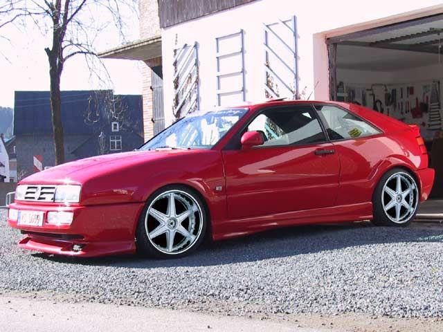 1990 Volkswagen Corrado.
