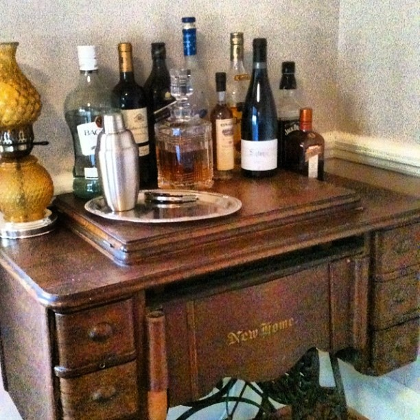 7 best DIY Home images on Pinterest Sewing machine cabinets