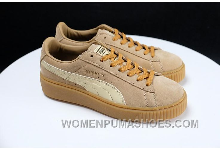 http://www.womenpumashoes.com/puma-fenty-by-rihanna-suede-creepers-men-women-brown-top-deals-pdwac.html PUMA FENTY BY RIHANNA SUEDE CREEPERS MEN/WOMEN BROWN FREE SHIPPING CCZJ8 Only $80.00 , Free Shipping!