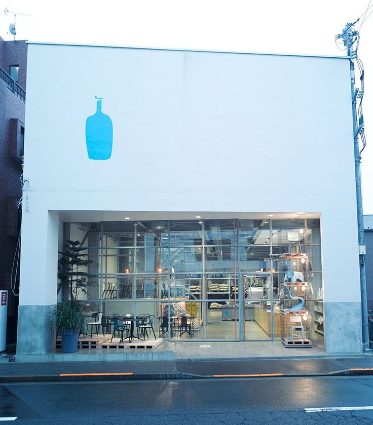 jo nagasaka brings vitra installation to blue bottle coffee in tokyo