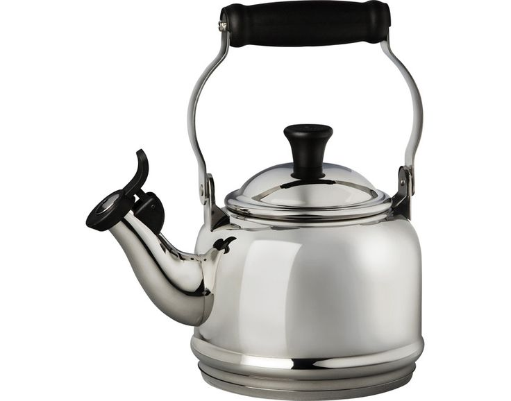 Stainless Steel Demi Kettle | Le Creuset