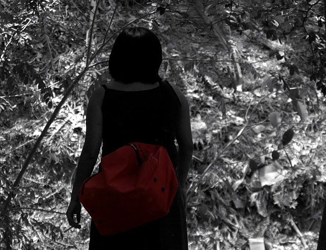 Siempre caminando, siempre con mi maleta.. siempre buscando...