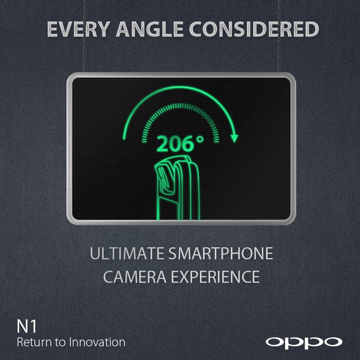 The rotating camera of the OPPO N1 is tested to perfectly withstand 100,000 rotations and built for longevity and performance. http://en.oppo.com/n1/ #OPPON1