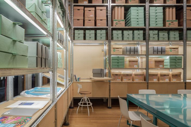 Gallery - Installation at London's Southbank Centre Opens Archive to the Public - 6