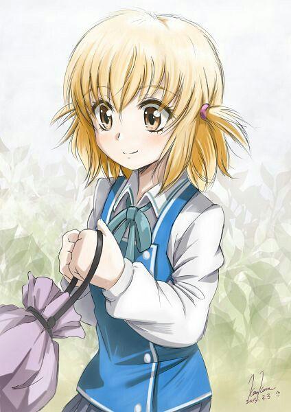 Anime | D-frag!  Roka Shibazaki