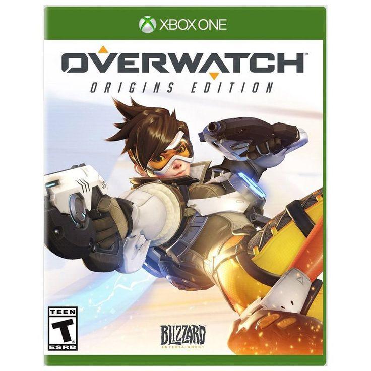Overwatch: Origins Edition (Microsoft Xbox One, 2016)