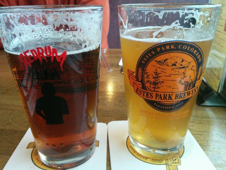 Estes Park Brewery   Estes park brewery, Brewery, Estes park