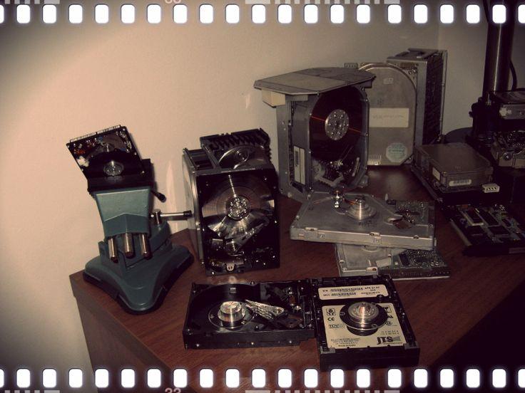Hard diskovi kroz istoriju...