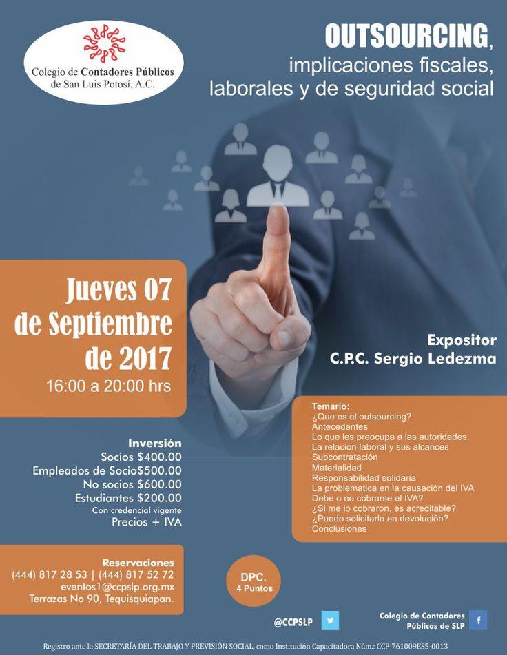 Cursos - Colegio de Contadores Públicos de San Luis Potosí, A.C.