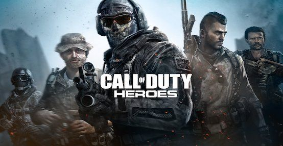Call of Duty: Heroes (review) - https://www.aivanet.com/2016/09/call-of-duty-heroes-review/