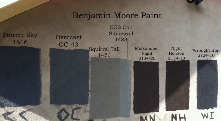 Best 25 Benjamin Moore Wrought Iron Ideas On Pinterest
