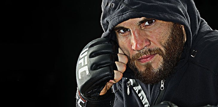 JON FITCH: AN HONEST LIVING: Former Boilermaker wrestler hopes to be about halfway home in his dream job as an ultimate fighter. [click for full story]