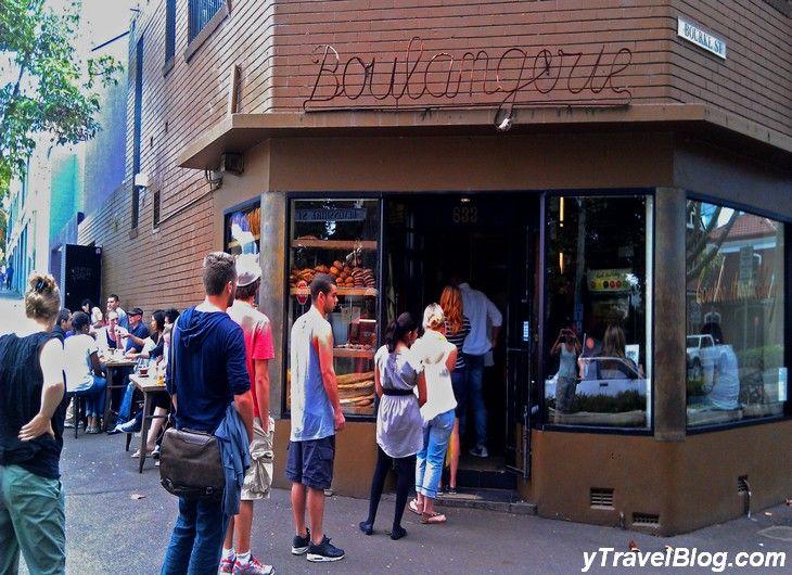 Bourke Street bakery, Surrey Hills - Sydney