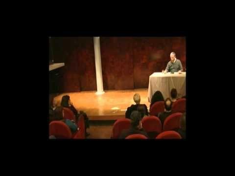 Διάλεξη του Ν. Λυγερού με θέμα: Μεγάλοι Τραγικοί. - YouTube