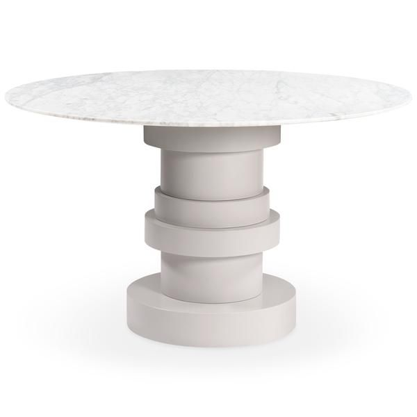 Boca Round Dining Table 48 In 2020 Round Dining Table Dining