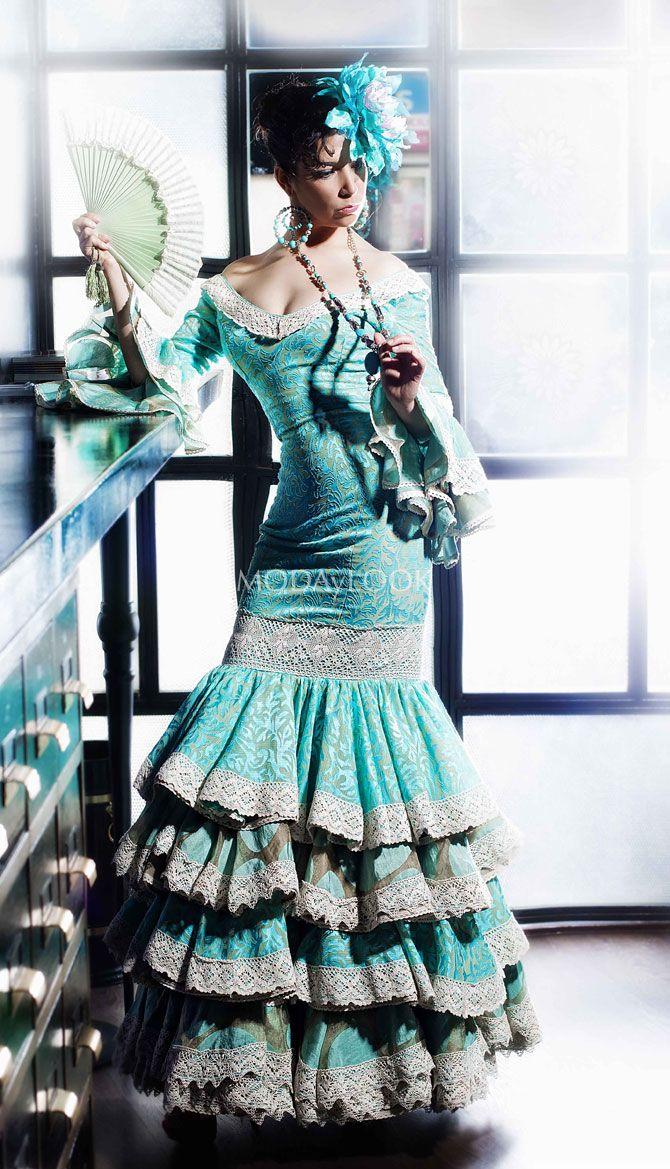 Trajes de Flamenca - MODAyLOOK