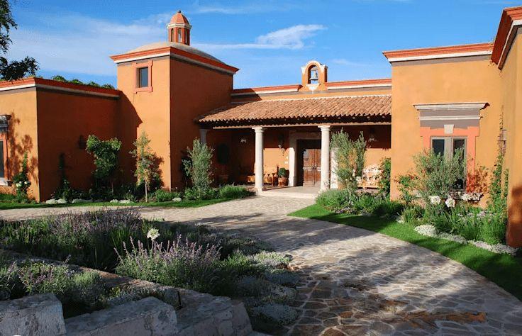 4837 best fachadas de casas mexicanas images on pinterest - Diseno de casas rusticas ...