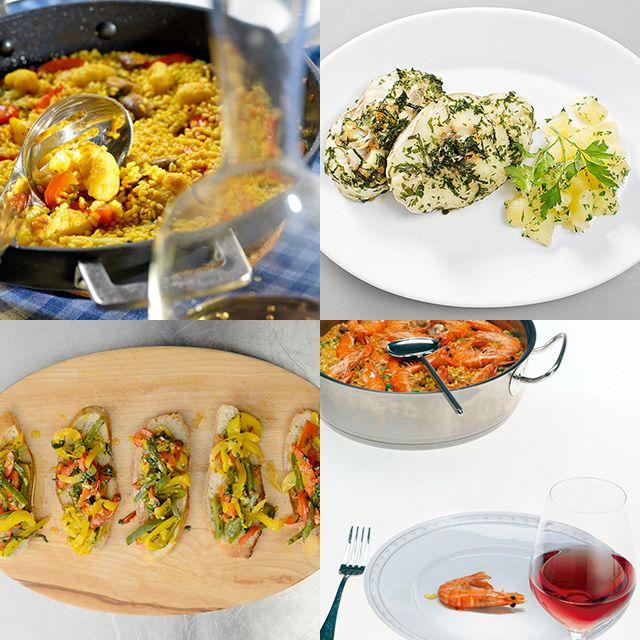 Испанские рецепты