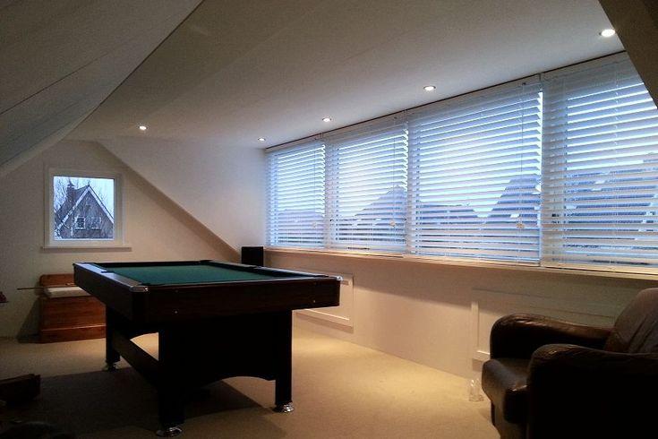Extra ruimte op zolder met een dakkapel #interieur