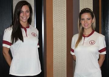 Club Universitario de Deportes 2014 Umbro Home and Away Kits