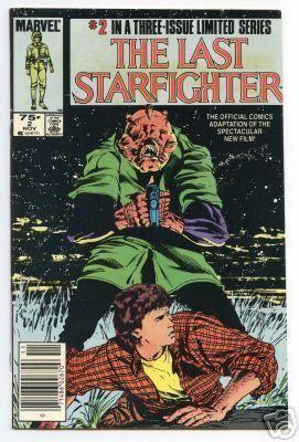 the last starfighter   The Last Starfighter Complete 1-3 Set Marvel Comic - Ad#: 1351328 ...